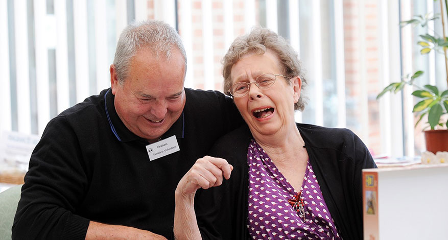 Mary Stevens Hospice for palliative care.