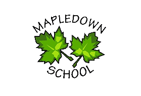 We've donated to Mapledown School