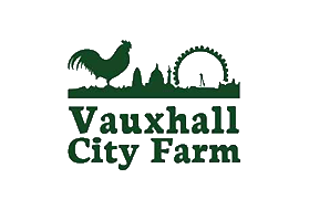 We've donated to Vauxhall City Farm
