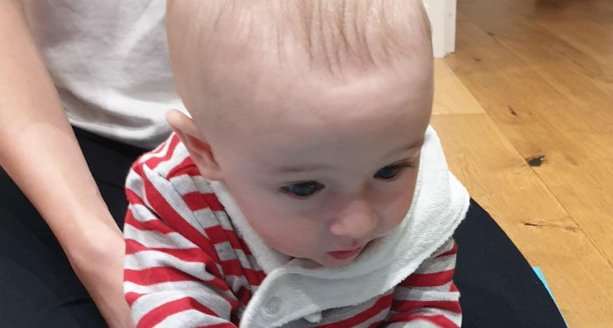 funding physiotherapy for Kasia's baby