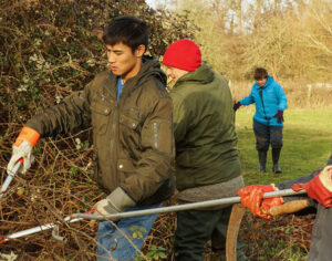 Gardening for people with disability